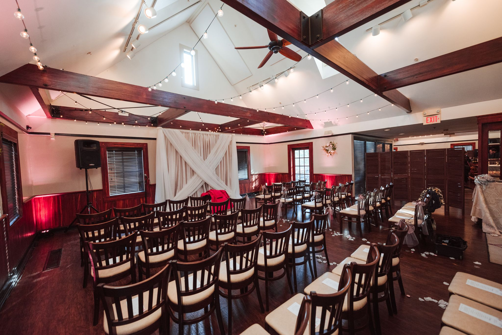 Emily and Ryan's Wedding at The Harding House