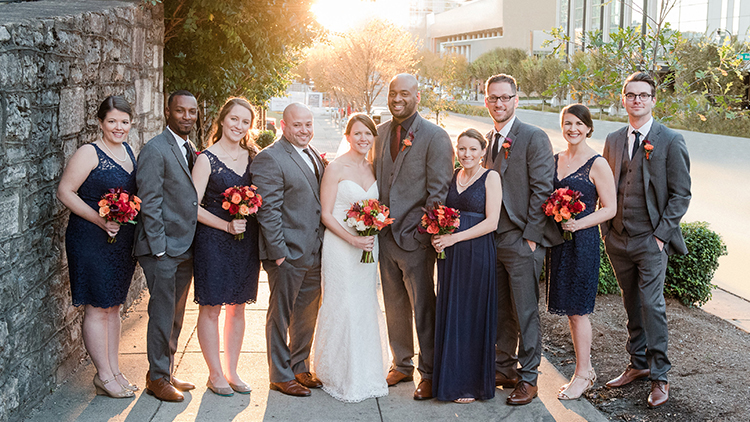 Amber and Lawrence's Wedding at The Bell Tower
