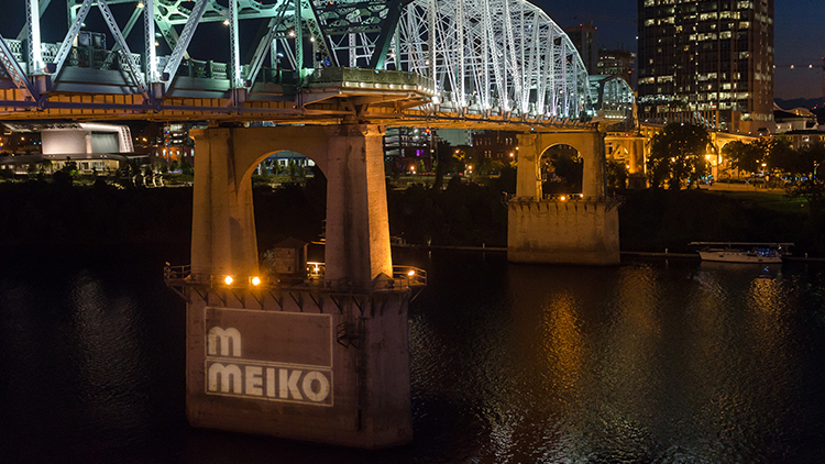 Meiko's Product Launch Party at The Bridge Building Event Spaces