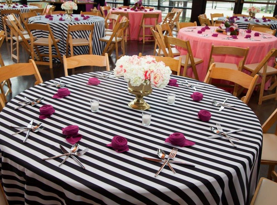An Alice in Wonderland Inspired Baby Shower at The Bridge Building
