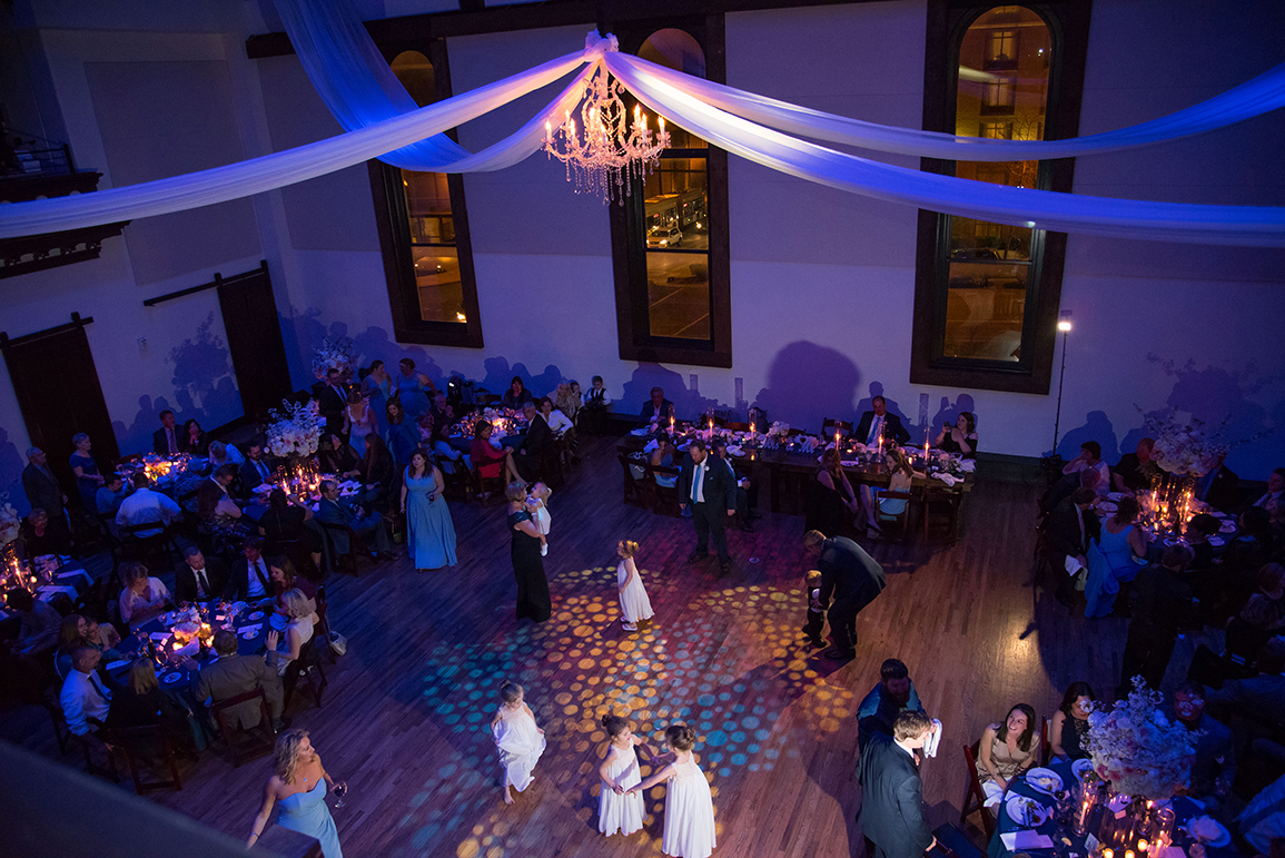 Mary and Curtis' Wedding Reception at The Bell Tower