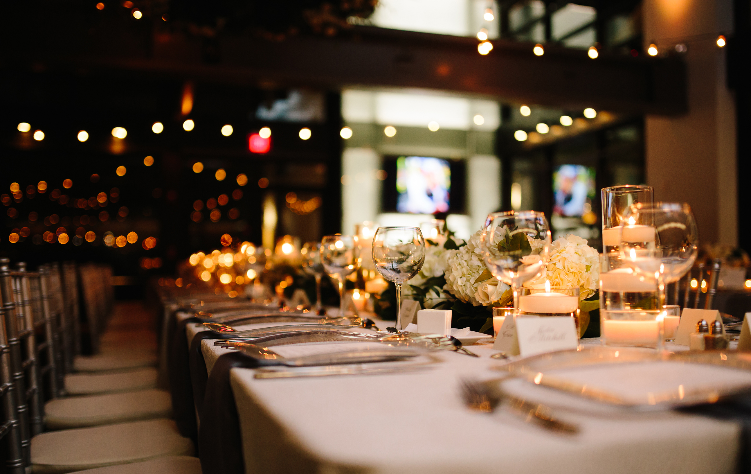 Charlotte and Taylor's Rehearsal Dinner at The Bridge Building