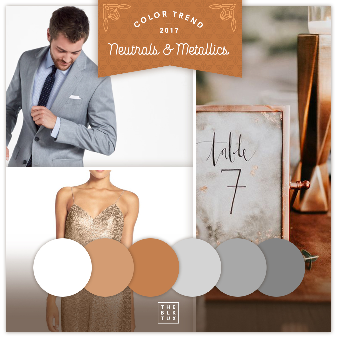 Summer Wedding Color Trends