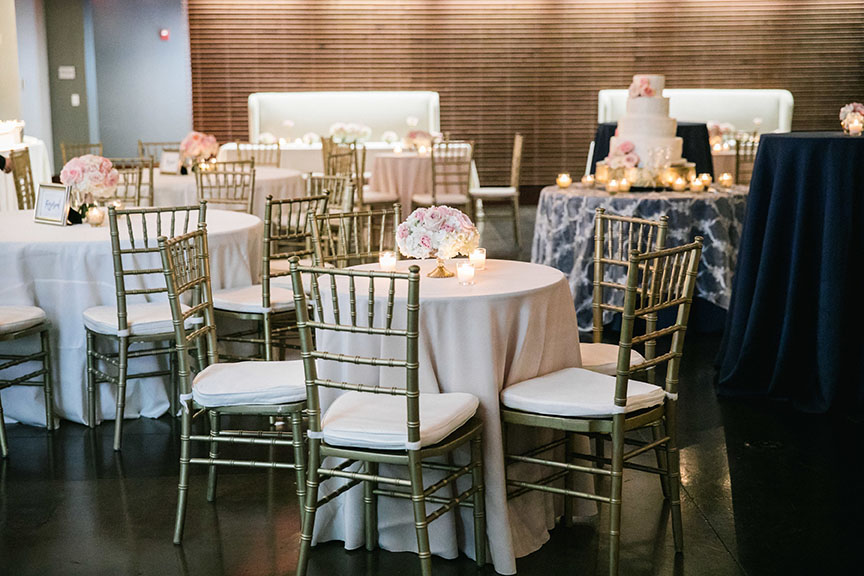 Ashley and Evan's Wedding with Infinity Events & Catering