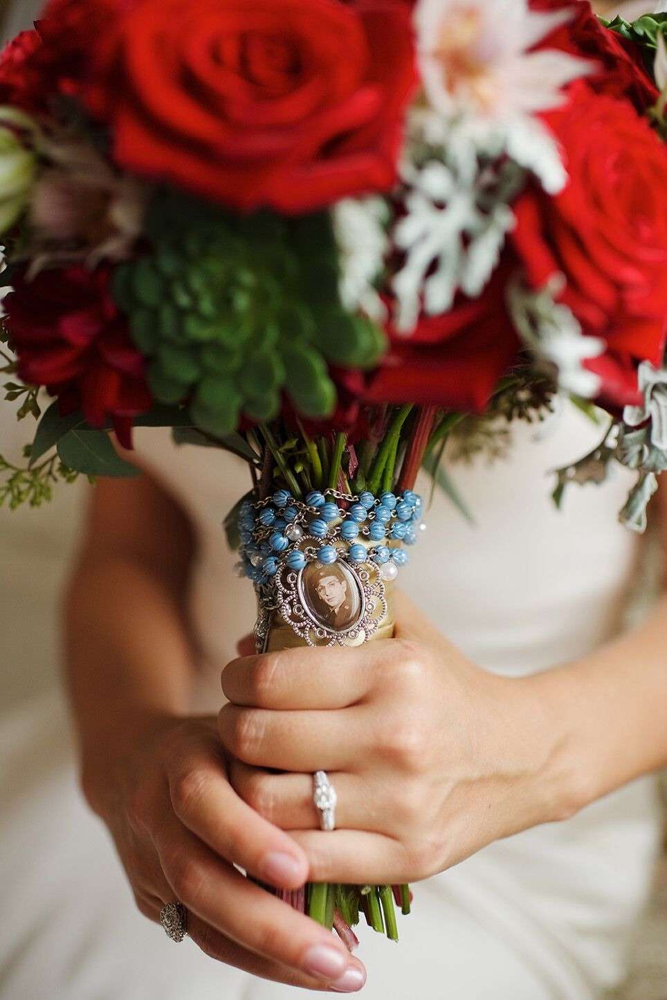 Gini's bouquet