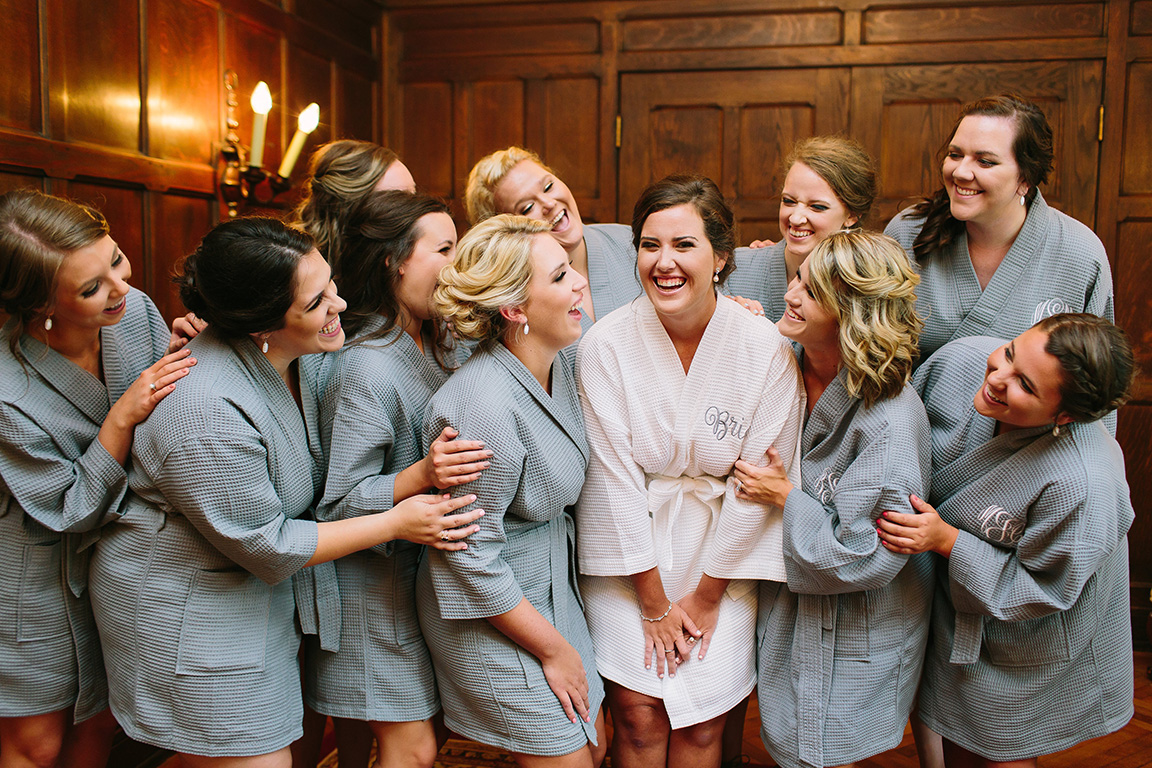 Katye's Bridesmaids at Scarritt Bennett with Infinity Events & Catering