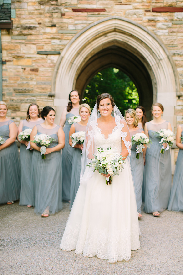 Katye and Russell's Wedding with Infinity Events & Catering