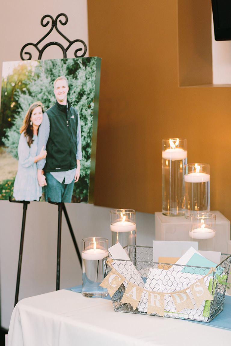 Katye and Russell's Wedding Details with Infinity Events & Catering