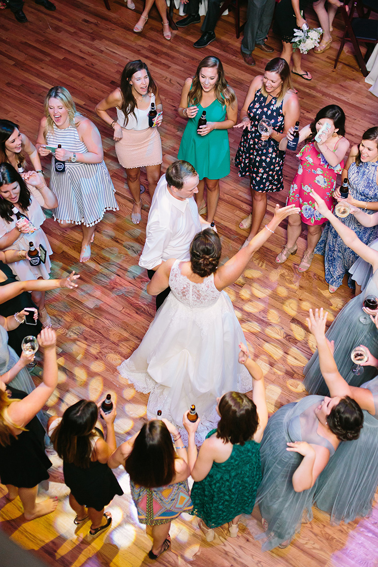 Katye and Russell's Wedding Reception with Infinity Events & Catering