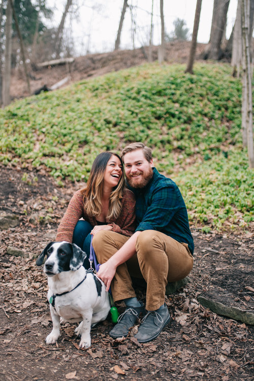 Engagement Session Tips from Sara Bill Photography.