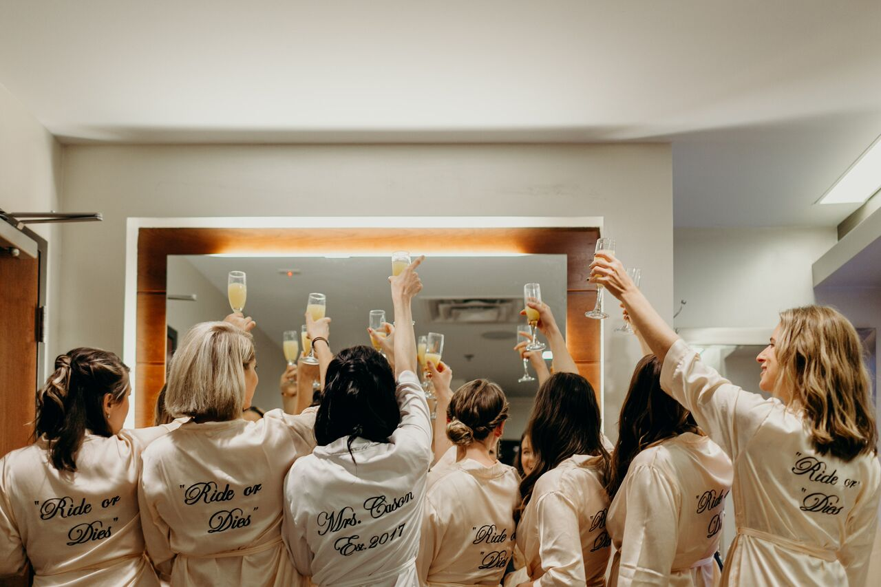 Our top five tips for throwing a Galentine's Day party with your girl gang.