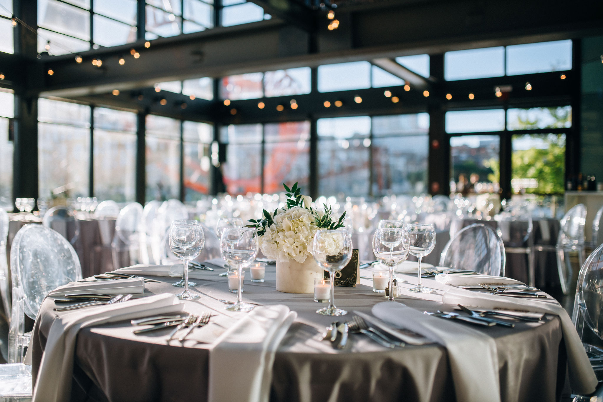 A Modern, Elegant Awards Banquet | Infinity Hospitality's Blog
